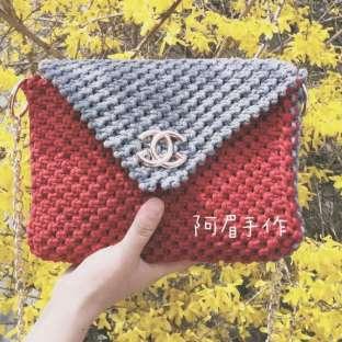 原创编织包【春晓】