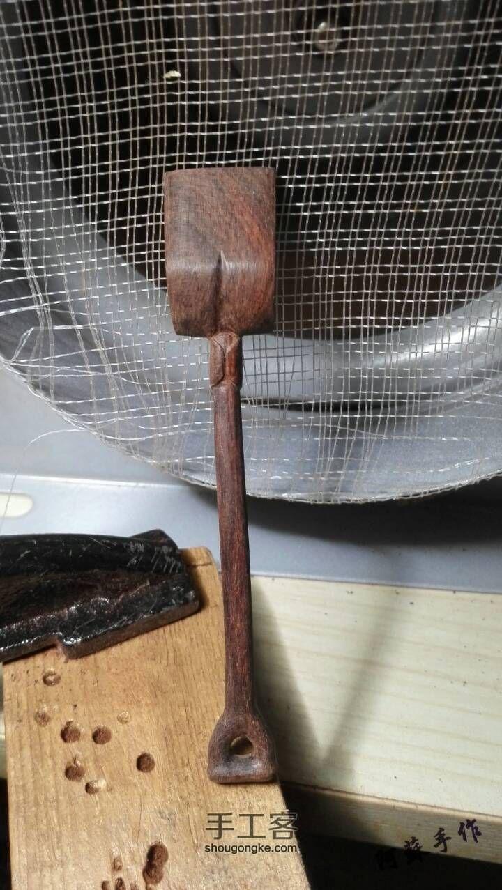 不一般的盐勺(原创) 第12步