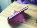 超实用手机架 纸艺教程