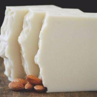 高颜值顶级手工皂 | 甜杏仁羊奶皂制作
