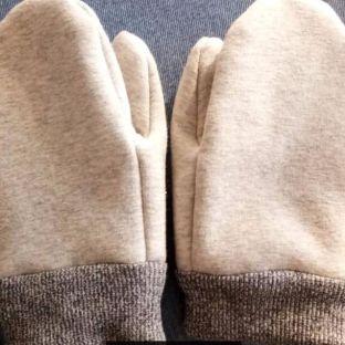 旧物改造冬日手套