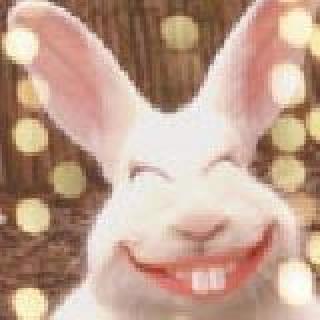 齙牙懶兔子