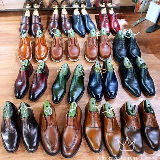 绅士品格固特异手工鞋培训