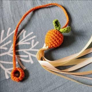 玩毛线的团子
