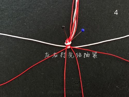 三生三世十里桃花 红手绳 第5步