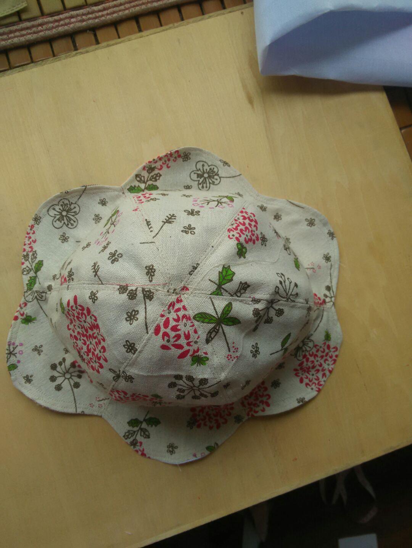 遮阳避日小帽
