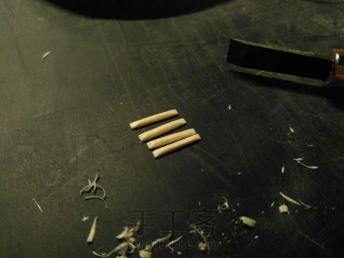 史上最精致小吉他 能弹的迷你微缩手工吉他 第56步