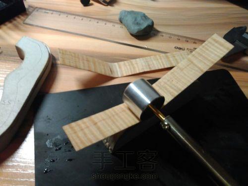 史上最精致小吉他 能弹的迷你微缩手工吉他 第15步