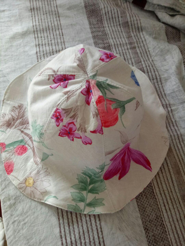 超可爱的一款遮阳帽,暖春带着正好