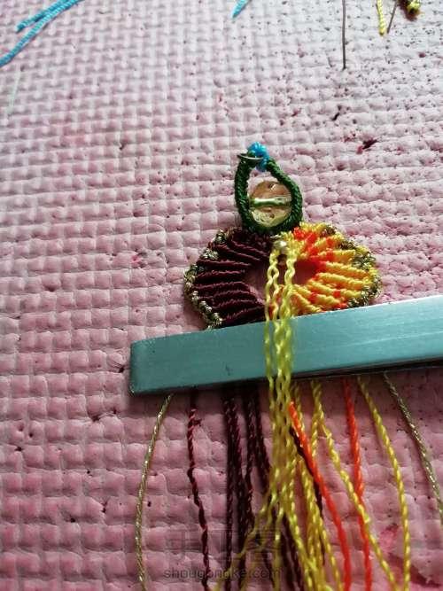 叶韵,叶千姿百态,青绿碧翠,姹紫嫣红,枯叶飞黄,真是编织的万般模板。 第11步