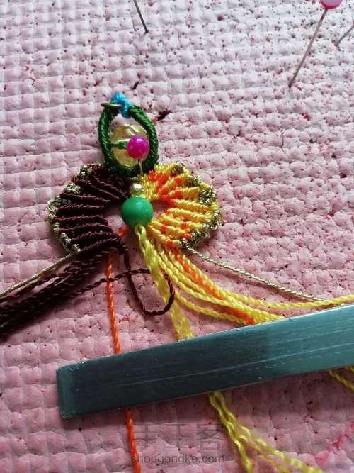 叶韵,叶千姿百态,青绿碧翠,姹紫嫣红,枯叶飞黄,真是编织的万般模板。 第12步