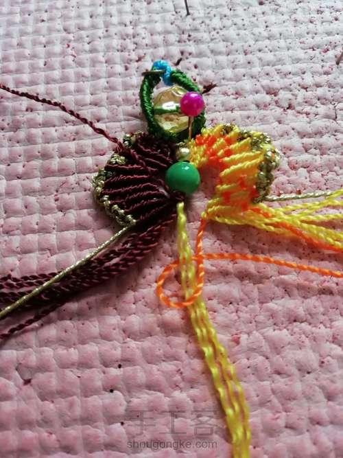 叶韵,叶千姿百态,青绿碧翠,姹紫嫣红,枯叶飞黄,真是编织的万般模板。 第13步