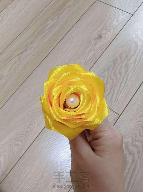 玫瑰花笔 第11步