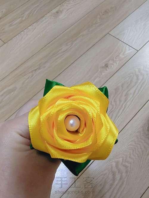 玫瑰花笔 第21步
