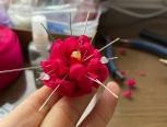 一朵小红花