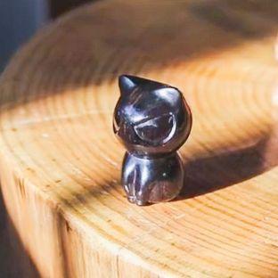 【DIY】紫光檀猫